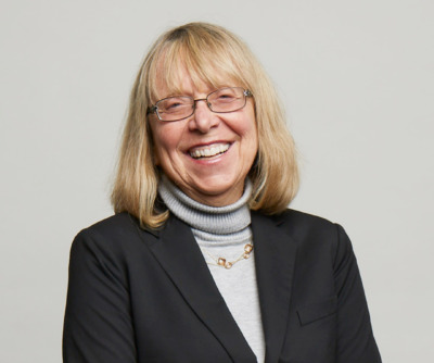 Photograph of Esther Wojcicki